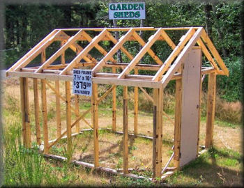 Garden Sheds For Sale   Www.pin.ca/gardenshed
