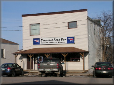 somerset food bar and lounge for sale somerset manitoba