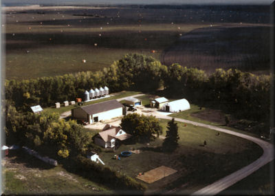 882 Acres of Prime Farmland, with House, Carrot River, SK